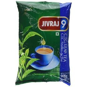 Jivraj 9 CTC Leaf Tea 908gm