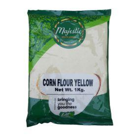 Majestic Corn Flour Yellow 1Kg