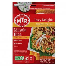 MTR Masala Rice 250g Ready to Eat
