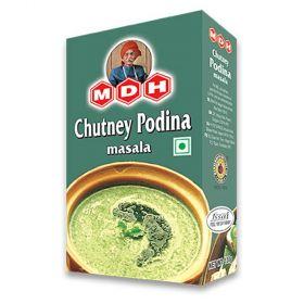 MDH Chutney Phudina Masala 100Gms