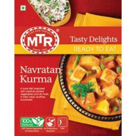 MTR Navratan Kurma 300g Ready to Eat