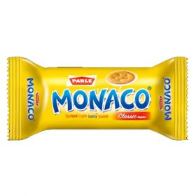 Parle Monaco Biscuits Classic Regular 63.3g