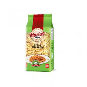 Mario's Pasta Shell Macaroni 400gm