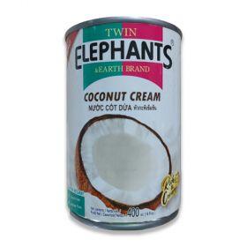 Elephants Coconut Cream 400ml