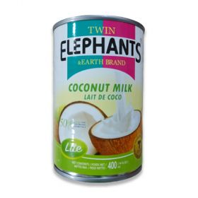 Elephants Coconut Milk Lite 400ml