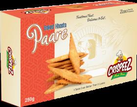 Crispeez Baked Khastaa Paare 250g