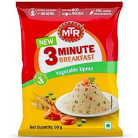 MTR 3 Minutes Veg Upma 80g