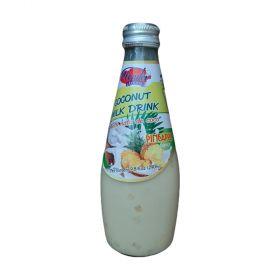 Coconut Milk Drink Pineapple with Nata De Coco 290m