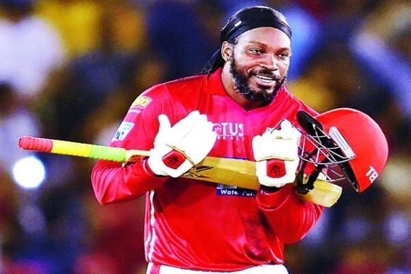 DD wary of Gayle factor