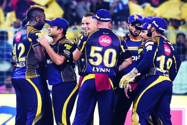 Knight Riders face Royals