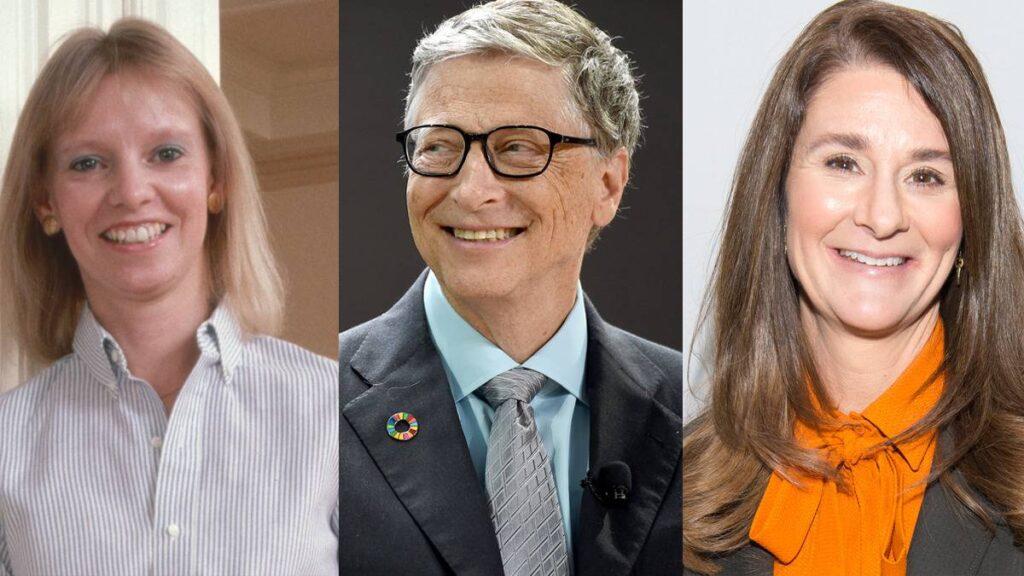 Melinda Gates Approved Bills Unusual Arrangement With His