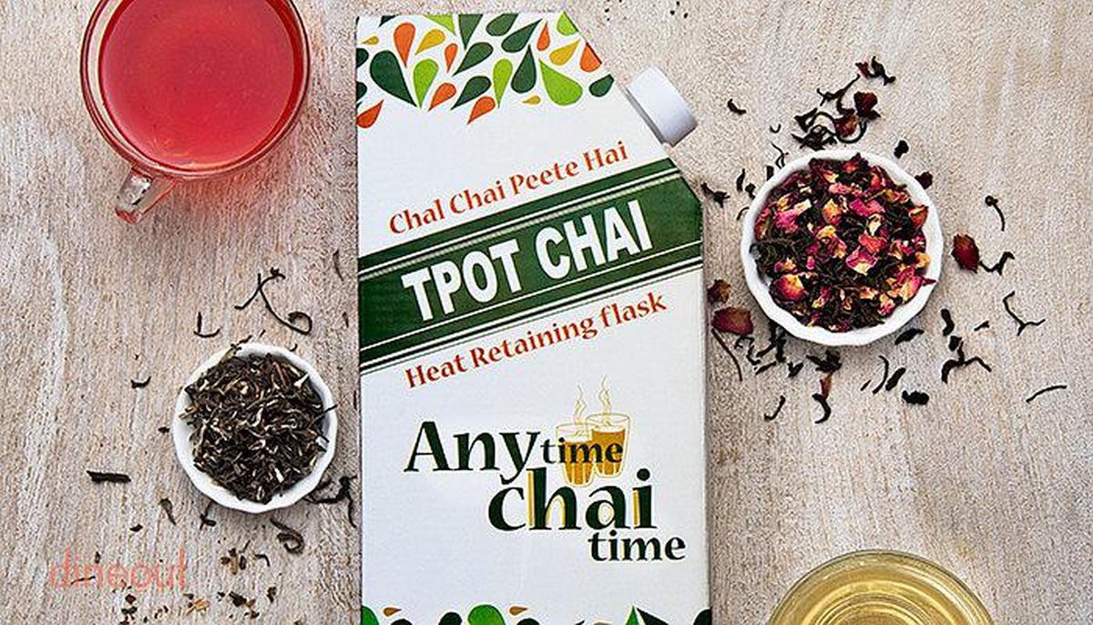 TPot Chai Flask