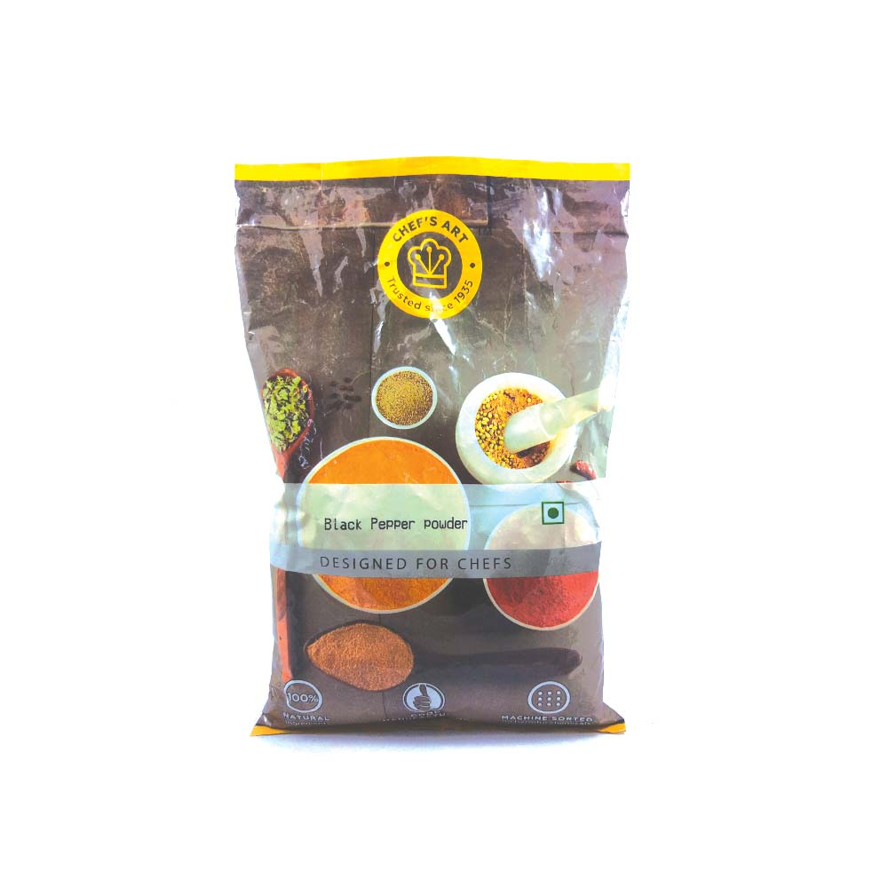 vkl-chef's art black pepper powder ground 1 kg - Buy vkl
