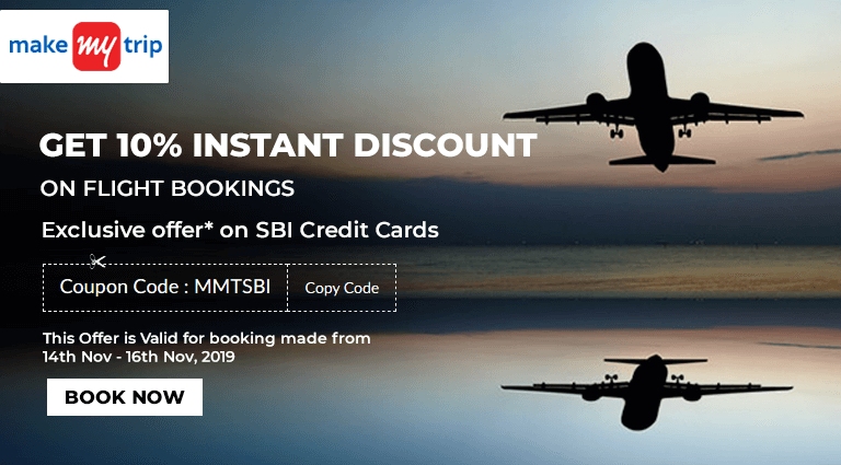 makemytrip instant discount