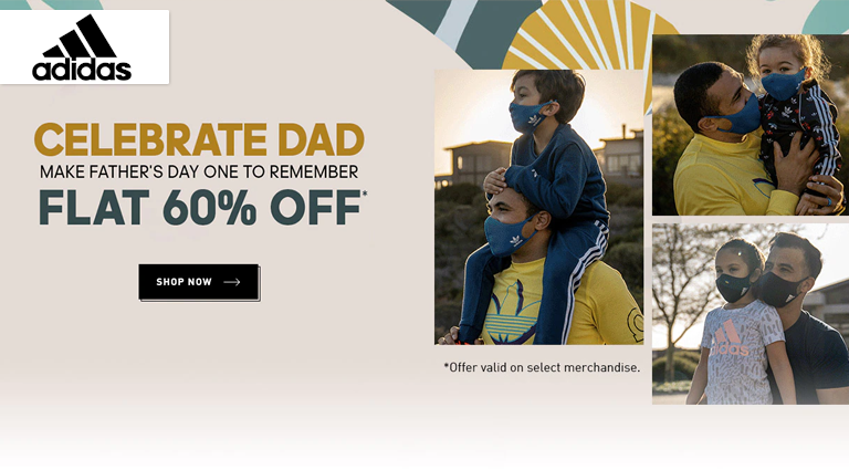 adidas fathers day special sale