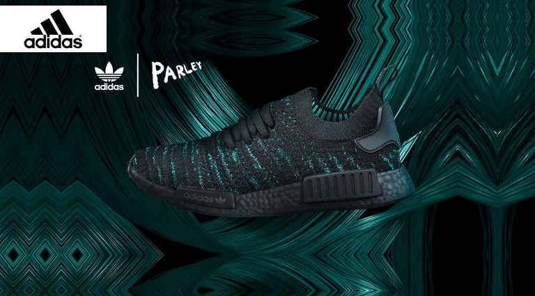 adidas parley collection