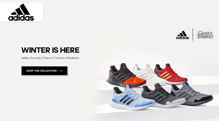 adidas winter is here