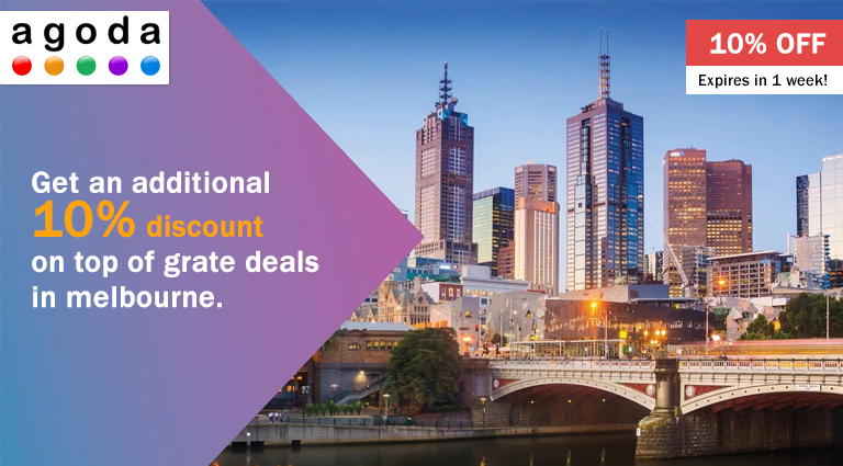 agodacom great deals in melbourne