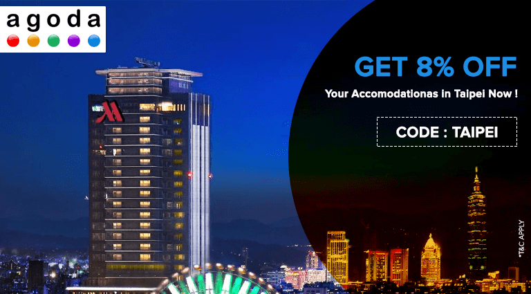 agodacom your accommodation in taipei now