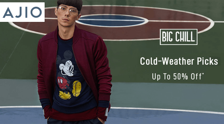 ajio cold weather picks