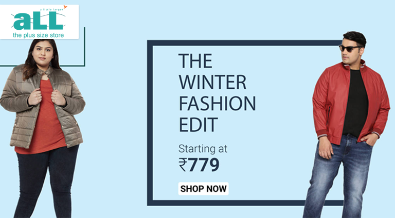all online store the winter fashion edit