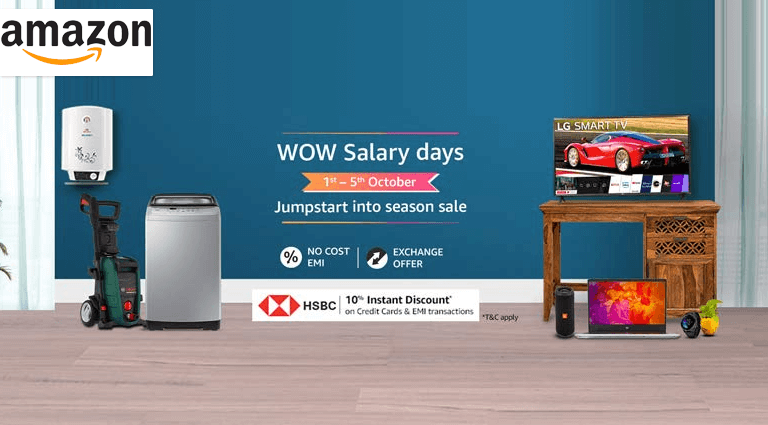 amazon jump start into season sale
