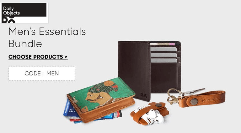 dailyobjects mens essentials bundle