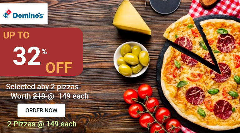 dominos pizza special offer