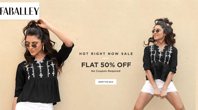 faballey hot right now sale