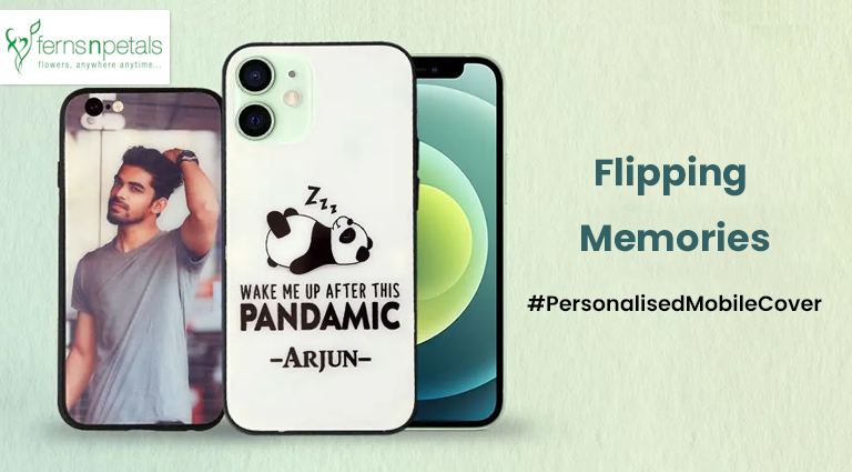 fernsnpetals personalised mobile cover