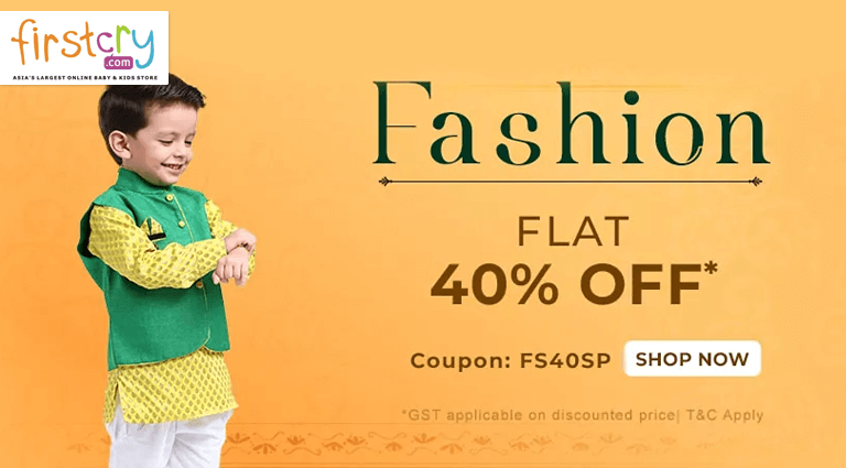 firstcry fashion deals for kids