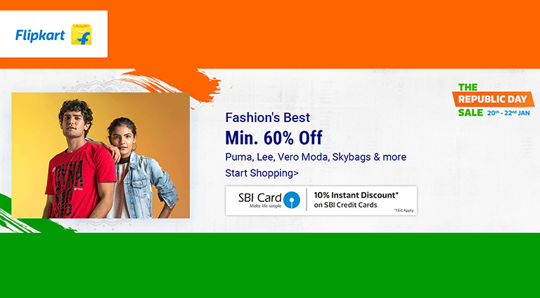 flipkart fashions best collection