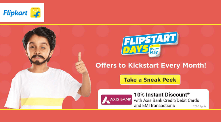 Flipkart Flipstarts Days Sale: See Best Deals Available Right Now