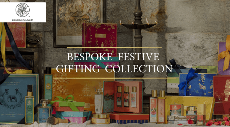 forest essentials gifting collection