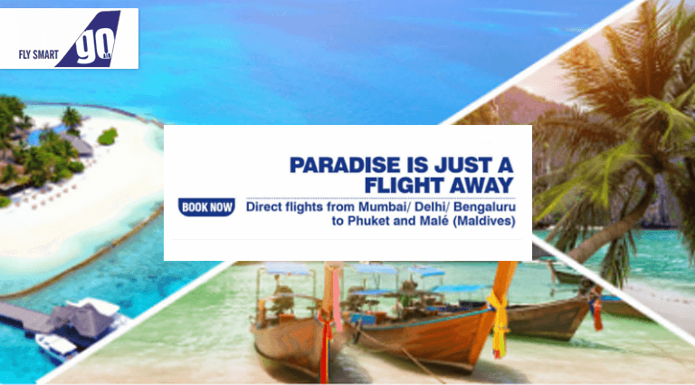 goairin paradise is just a flight away