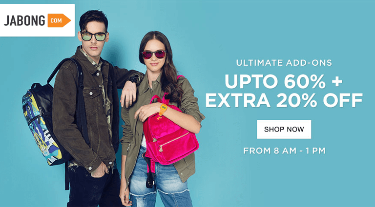 jabong ultimate add ons