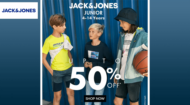 jack jones best clothes collection for kids