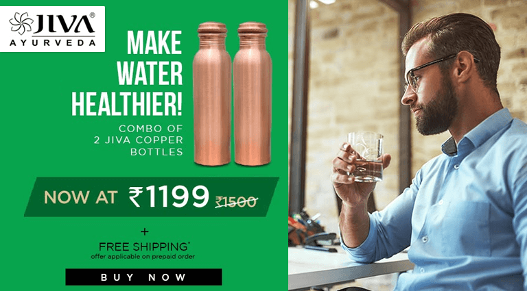 jiva ayurveda make water healthier