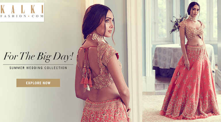 kalki fashion for the big day collection