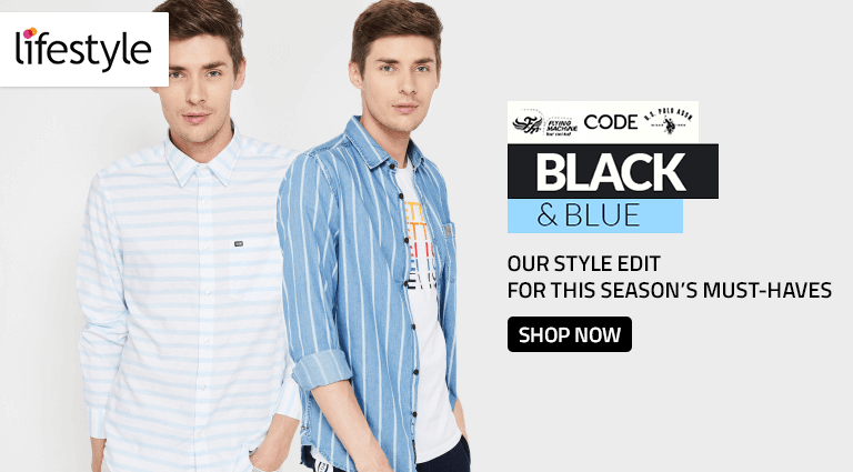 lifestyle black and blue collection
