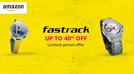 amazon-fastrack-watch-collection