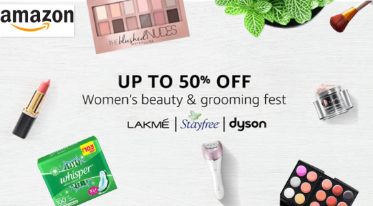 amazon-womens-beauty-and-grooming-fest