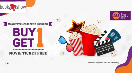 book-my-show-movie-weekends-with-au-bank