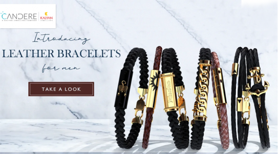 candere-leather-bracelets