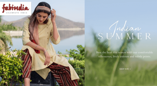 fabindia-indian-summer-collection