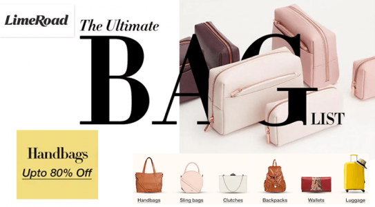 limeroadcom-the-ultimate-bag-list