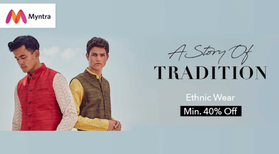 myntra-a-storn-of-traditions