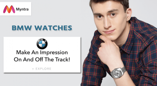 myntra-bmw-watches-collection