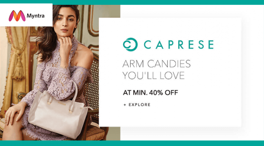 myntra-caprese-collection