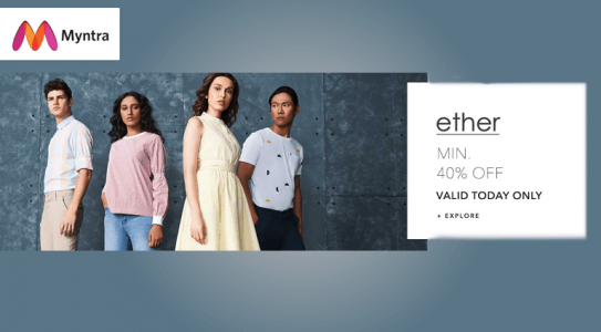 myntra-ether-collection